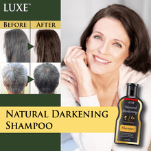 Load image into Gallery viewer, LUXE™ Natural Darkening Shampoo