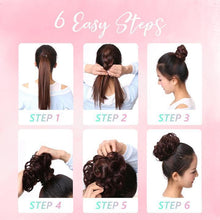 Load image into Gallery viewer, Instant Volume Up Trendy Hair Scrunchies