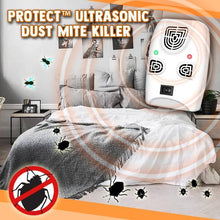 Load image into Gallery viewer, PROTECT™ Ultrasonic Dust Mite Killer