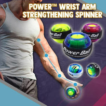 Load image into Gallery viewer, POWER™ Wrist & Arm Strengthening Spinner