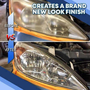 Headlight Restoring Saver