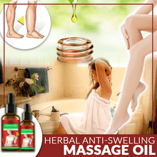 Load image into Gallery viewer, Herbal Anti-Swelling Massage Oil