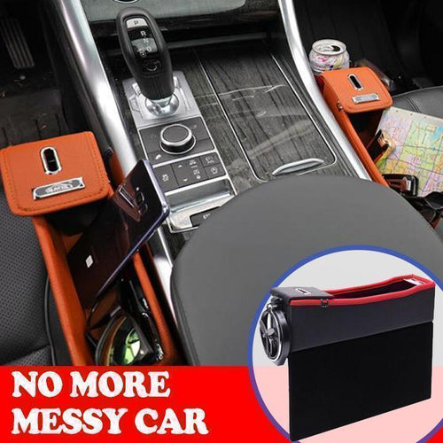 Car Seat  Side Storage Box
