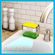 Load image into Gallery viewer, 2-in-1 Soap Dispenser