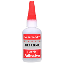 Load image into Gallery viewer, SuperBond™ Tire Repair Patch Adhesive