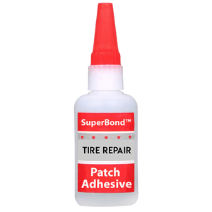SuperBond™ Tire Repair Patch Adhesive