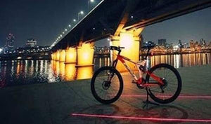 Bicycle Safety Tail Light