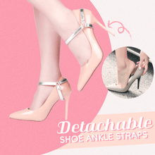 Load image into Gallery viewer, Detachable Shoe Ankle Straps