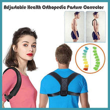 Load image into Gallery viewer, Adjustable Health Orthopedic Posture Corrector