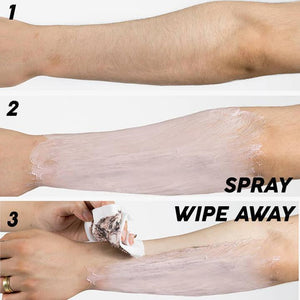 Body Hair Removal Spray