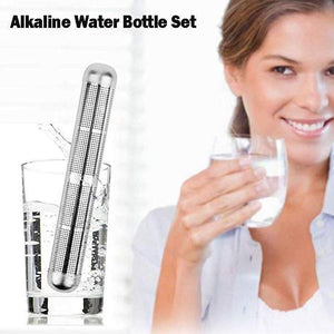 Alkaline Water Bottle Set