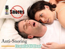 Load image into Gallery viewer, Anti-Snoring Herbal Oil Blend