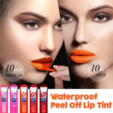Load image into Gallery viewer, Waterproof Peel Off Lip Tint