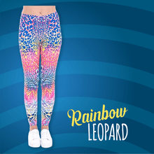 Load image into Gallery viewer, Trendy Printed Yoga Pants