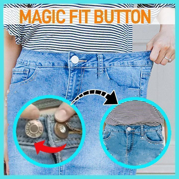 Magic Fit Button(8pcs)