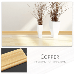 3D Wall Decor Edging Strip