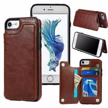 Load image into Gallery viewer, 4-in-1 Luxury Leather Wallet Case
