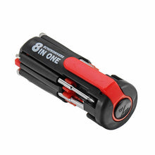 Load image into Gallery viewer, 8 in 1 Screwdrivers plus Flashlight