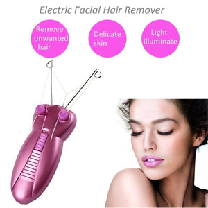 Electric Threading Hair Remover