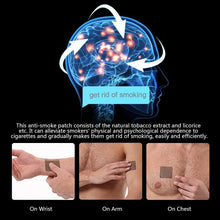 Load image into Gallery viewer, Natural Anti Smoking Patch (35 Pcs)