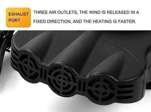 Multi-functional Car Heating Fan