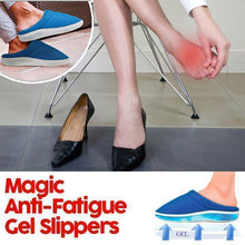 Load image into Gallery viewer, Magic Anti-Fatigue Gel Slippers