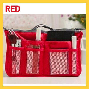 Multi-Functional Purse Insert Organizer