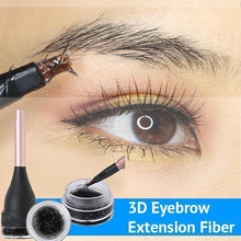 Load image into Gallery viewer, 3D Eyebrows Fiber Gel