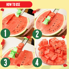Load image into Gallery viewer, Watermelon Windmill Cutter