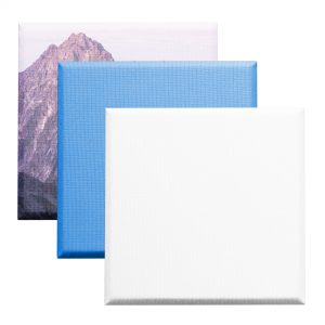 "Paintable Control Cubes Wall Panels (24""x24"") - 2"" Thick (Box of 6)"