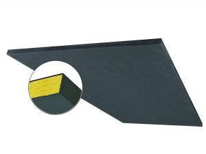 StratoTiles T-Bar Acoustic Panels (Box of 6 or 12)