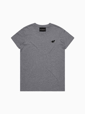 LADIES WILD TEE | GREY
