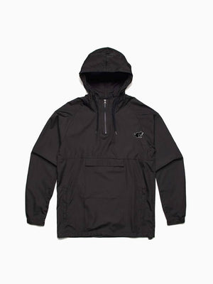 WILD WINDBREAKER JACKET | BLACK
