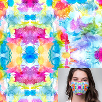 Color Boss Printed Mask