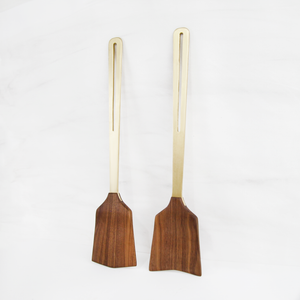 Kindred Salad Servers - ross alan reclaimed lumber