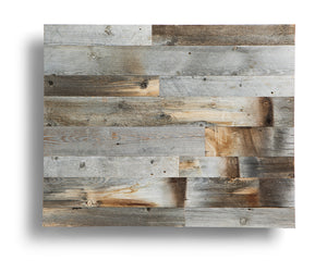 ACCENT CLADDING SAMPLES - ross alan reclaimed lumber