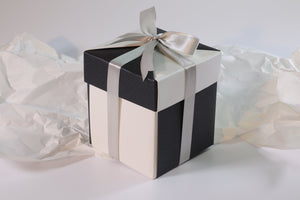 Soy Wax Pillar Candle Gift Box