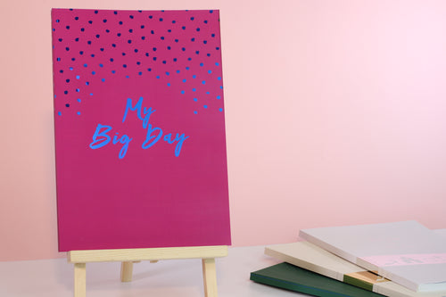 My Big Day Notebook