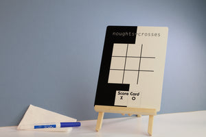 Naughts & Crosses Dry Wipe Board NSC02