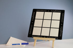 Naughts & Crosses Dry Wipe Board NSC03