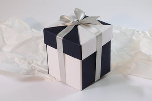 Soy Wax Glass Container Candle Gift Box