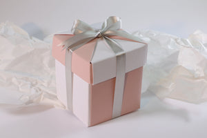 Soy Wax Tin Candle Gift Box