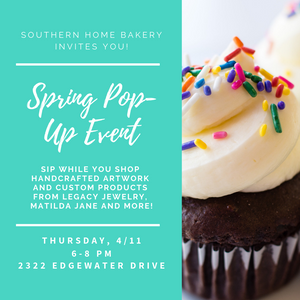Join us at our Spring Pop-Up Event!