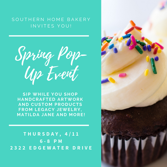 Southern Home Bakery Spring Event in Orlando, Florida