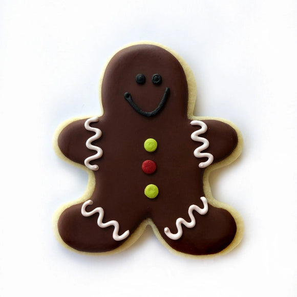 Gingerbread Man Sugar Cookie