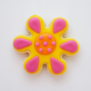 Yellow & Pink Flower
