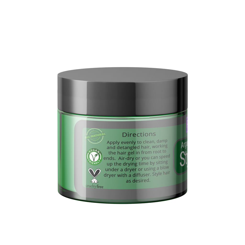 Argan Oil & Cucumber Extract Styling Gel