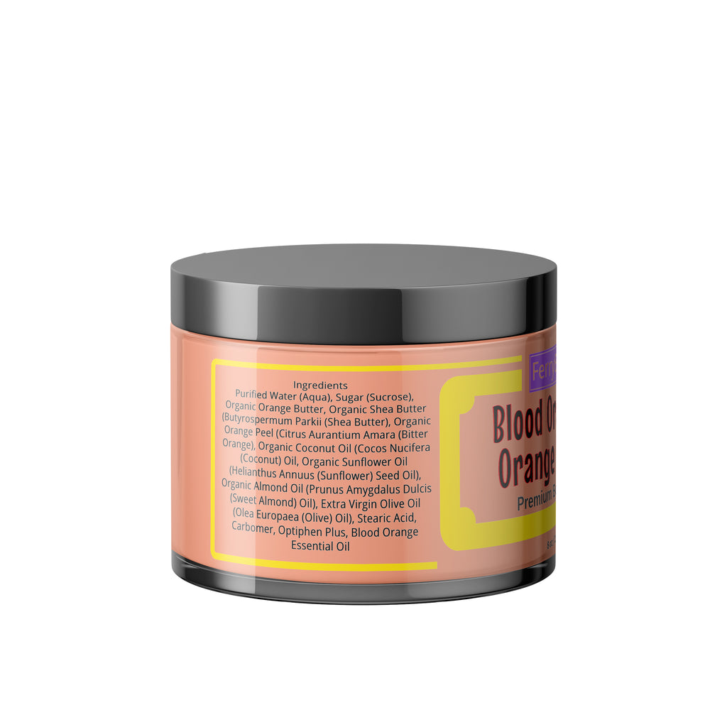 Blood Orange & Orange Butter Body Polish