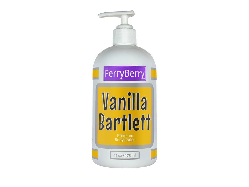 Vanilla Bartlett Premium Body Lotion