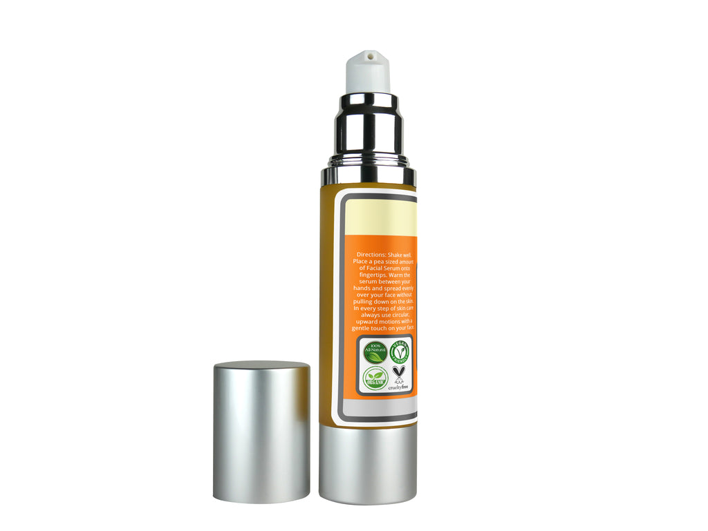 Organic Fruit Enzyme Anti-Wrinkle Resurfacing Serum